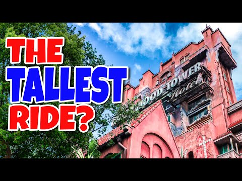 Download Top 10 Tallest Disney Rides & Structures - What's the tallest ride at Walt Disney World Mp4 HD Video and MP3