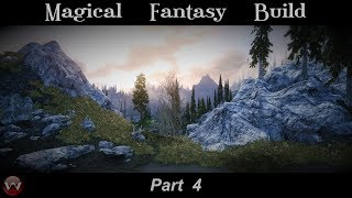 Fantasy Mage Build Bodyslide Outfit Studio Tutorial Part 4