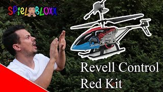 Revell Control Red Kite Helikopter Test