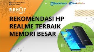 REHAT: 5 Rekomendasi HP Realme Terbaik Memori Besar RAM 6GB dan 8GB, Cek Harganya