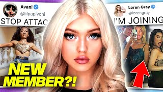 "Loren JOINS The HYPE HOUSE?!, Madison Beer ADDRESSES Her ""Lies"", AVANI CALLS OUT Her HATERS.."