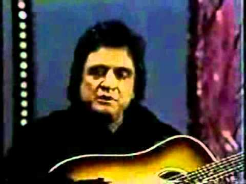 I'm Just An Old Chunk Of Coal (Song) by Johnny Cash