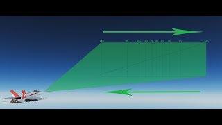 DCS: F/A-18C Hornet- Air to Air Radar/RWS Tutorial/ Comprehensive Explanation.
