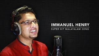 Immanuel Henry | New Christian Melody Song | Manam Thalarunna | Pr. George Daniel ©