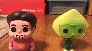 Steven Universe Stop Motion - Peace and Love on the Planet Earth
