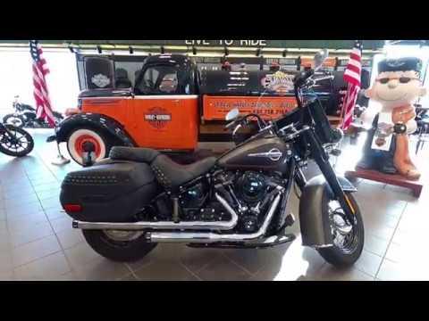 2018 Harley-Davidson Heritage Classic FLHC
