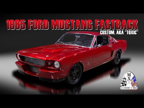 1965 Ford Mustang (CC-1218894) for sale in Seekonk, Massachusetts