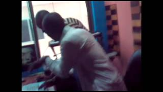 DJ Gfaal - Making of Fetcha Rek (Azonto Gambia) (Gambian Music)