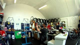 preview picture of video 'Lunar Cycles London bike shop near Kentish Town and Camden'