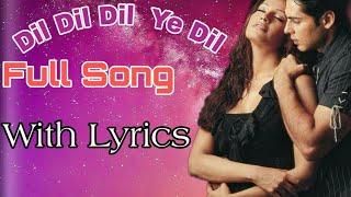 ( With Lyrics ) Ishq Hai Tumse - Its Lyrics Channel - YouTube