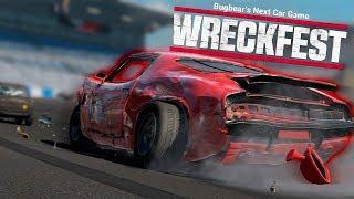 ВЗРЫВНОЙ РЕЛИЗ! • Wreckfest ( 2018 ) PC