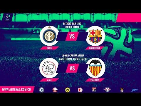 EN VIVO: Todos los partidos de la fecha 6 en la Champions League