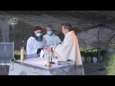 Messe de 10h à Lourdes du 7 janvier 2021