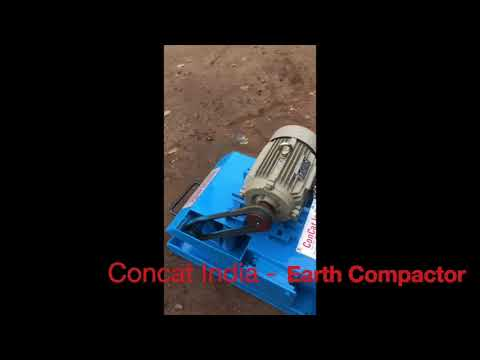 Electric Soil Compactor