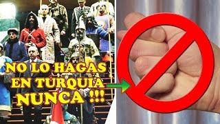 12 COSAS que SUCEDEN solamente en TURQUIA (parte 2) || La Turca