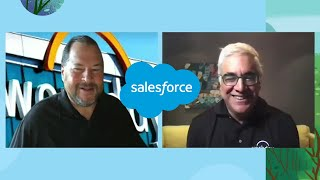 Marc Benioff & Aneel Bhusri On Ensuring a Safe Return to Work | Leading Through Change | Salesforce