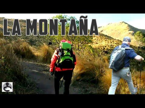 TREKKING, ASCENSO AL CERRO LA BANDERITA, LA FALDA CÓRDOBA ARGENTINA