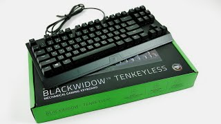Razer BlackWidow V3 TKL | Краткий обзор