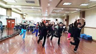 Banca Banca (Line Dance) Sally Hung