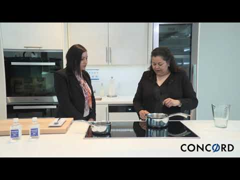 MieleLive Presented by Concord: The Latest Technology in Cooking Surfaces