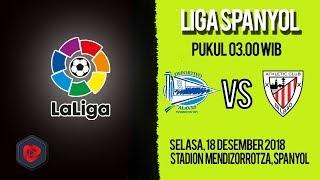 Jadwal Laga dan Cara Nonton Streaming Alaves Vs Athletic Bilbao di HP via MAXStream beIN Sports