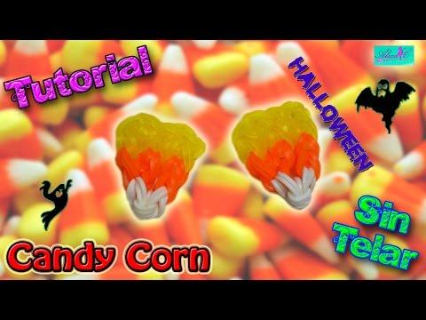 c8eb4177c8e9 ♥ Tutorial: Candy Corn de gomitas (sin telar)   | Youtube Search ...