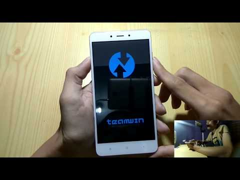 Cara PEMULA Pasang TWRP Tanpa PC Di Xiaomi Tested Redmi Note 4 MTK Rom China Dev Mp3