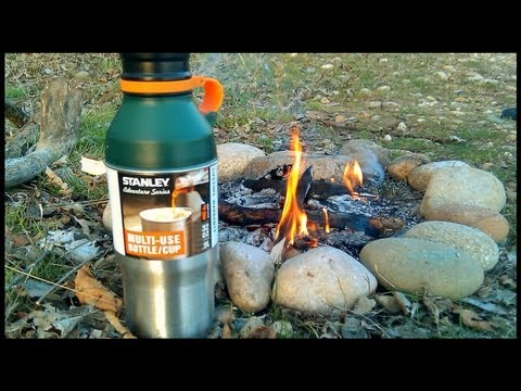 Stanley Multi-Use Water Bottle - Review