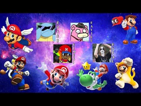 PODCAST - Retour sur les Mario 3D