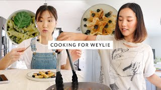 I Cook For Weylie For A Day by Clothes Encounters