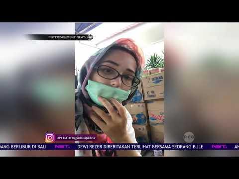 Istri Pasha Ungu Berikan Update Terkini Kota Palu Via Instagram