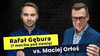 Rafał Gębura (7 metrów pod ziemią) | o pracy dziennikarza, zarobkach i swoim kanale!