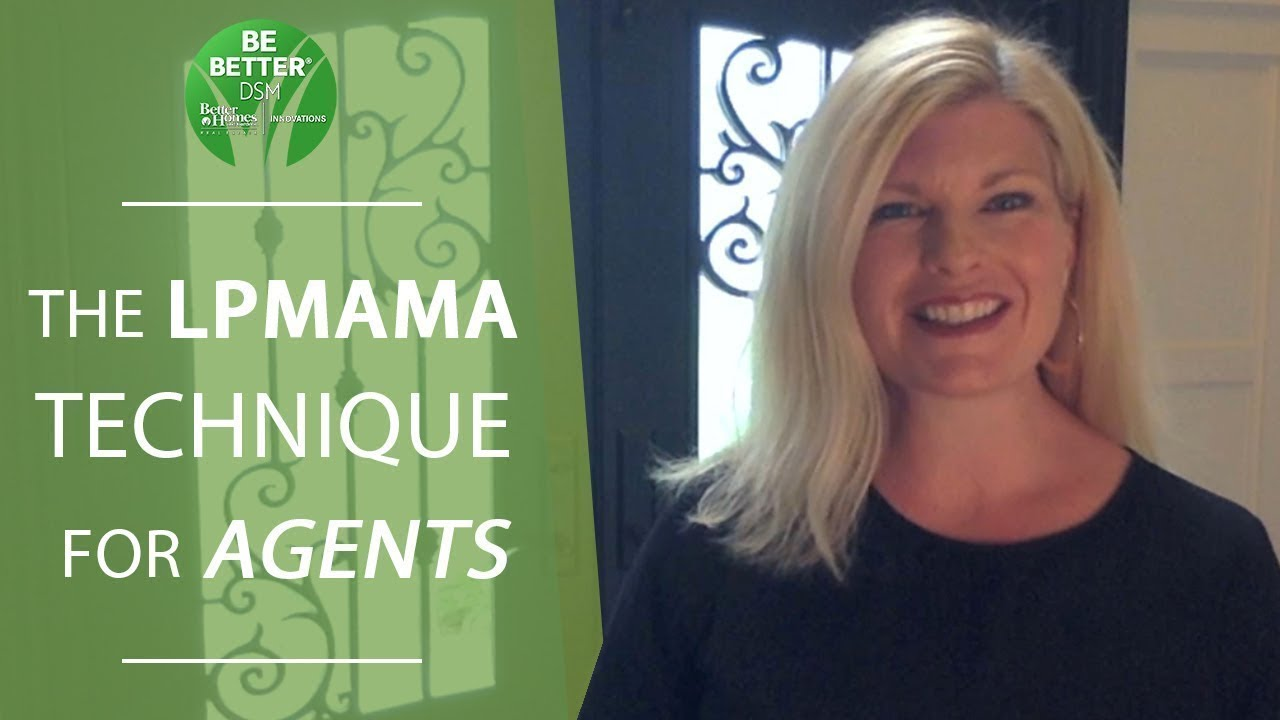 Using the LPMAMA Technique With Potential Clients