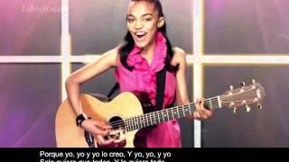 China Anne McClain - Dynamite - Traducido Al Español Video Oficial HD