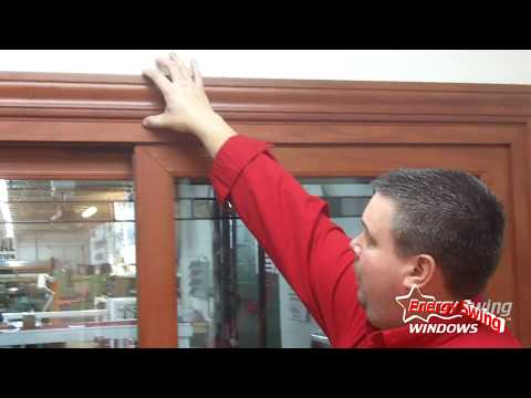 Energy Swing Window's Sliding Glass Door...