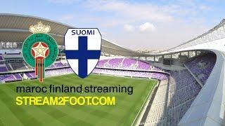 Match complet Maroc 0-1 Finlande 09/01/2017 المغرب 0 - 1 فنلندا كاملة