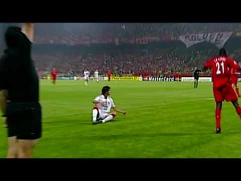 LIVERPOOL ~AC MILAN [3-3] Champions League 2005 #FINAL# Goals & Highlights