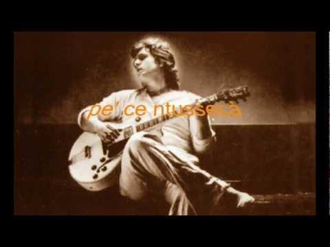 , title : 'Pino Daniele - Je sto vicino a te - 1979 - Musica e testo'