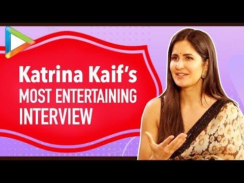 Katrina Kaif Interview | Bharat | Salman Khan's Favourite Films | Sooryavanshi | SAL-KAT Chemistry