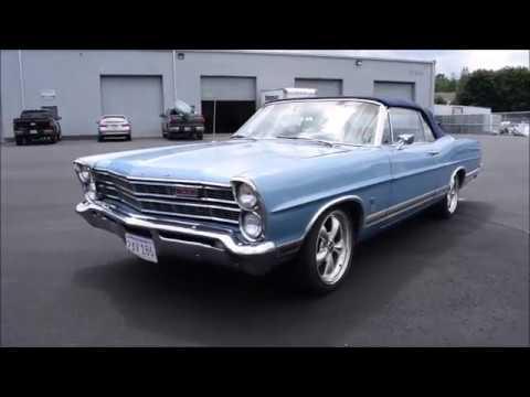 Video of '67 Galaxie - ITR8