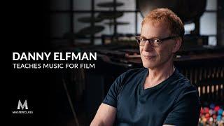 Belajar Musik Untuk Film bersama Danny Elfman – Masterclass