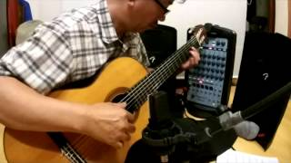 Imagine-John lennon - Classical Guitar - Played -DONGHWAN_ NOH