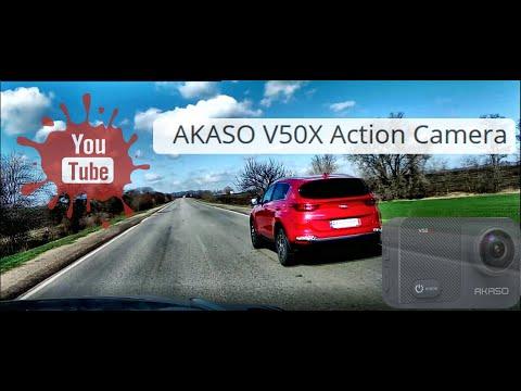 Поездка с Akaso V50X/Центральная Украина/Состояние дорог/Март 2020/Музыка