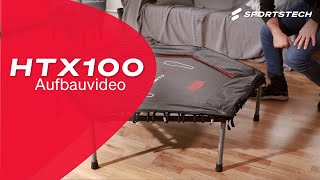 Sportstech HTX100 Aufbauvideo