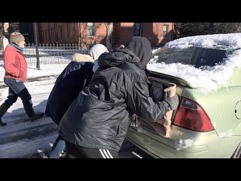How much energy does it take to push a car - EGR 100