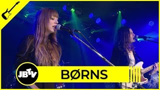 BØRNS - Seeing Stars | Live @ JBTV
