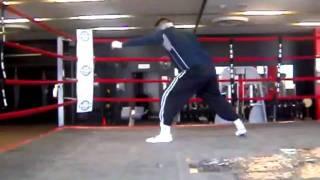 Jorge Magdaleno Solis Shadow Boxing.MOV