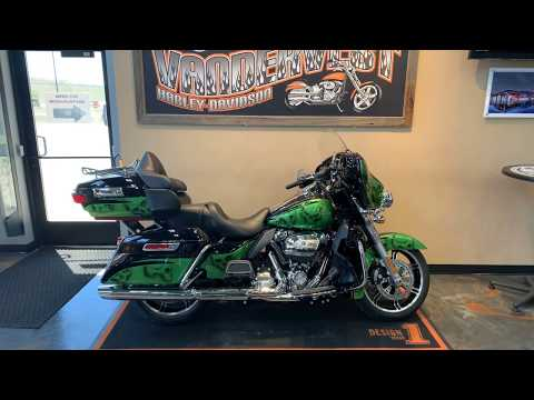 2020 Harley-Davidson Touring Ultra Limited at Vandervest Harley-Davidson, Green Bay, WI 54303