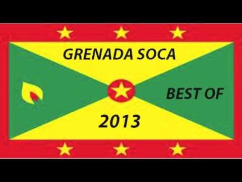 2013 GRENADA SOCA Best Of – ROAD READY MIX