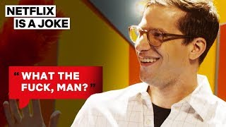 """""""Chunky"""" ft. Andy Samberg 